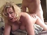 Horny MILF Ass Gaping