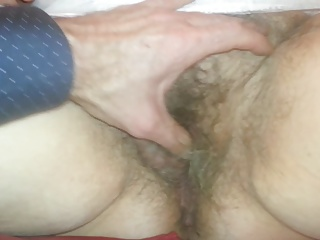 Maryvonne 76 ans chatte tres poilue