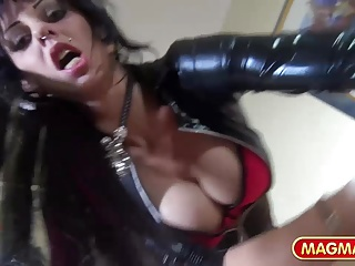 MAGMA FILM German Anal Dominatrix