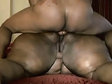 BBW FUCKING - Black Amateur Superstar!
