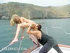 Brianna Banks Massive Tit Blonde Pounding on Boat Big Dick Videos