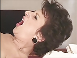 Candy anal granny