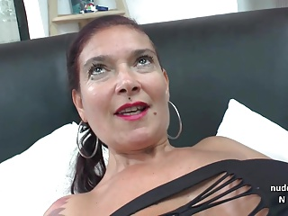 Big titted Amateur french mom analized and double penetrated
