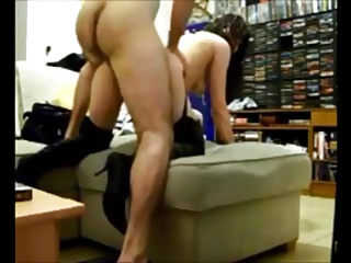 Bored Wife Fucked Doggystyle By Stranger