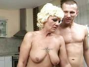 Sexy granny enjoys good fucking
