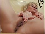 Deana Wayne Rubs Her Gorgeous Pussy