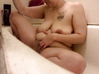 Shower time cum