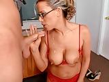 My horny teacher!