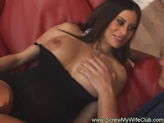 Big Boobs Wife Squirt on Hardcore Fuck