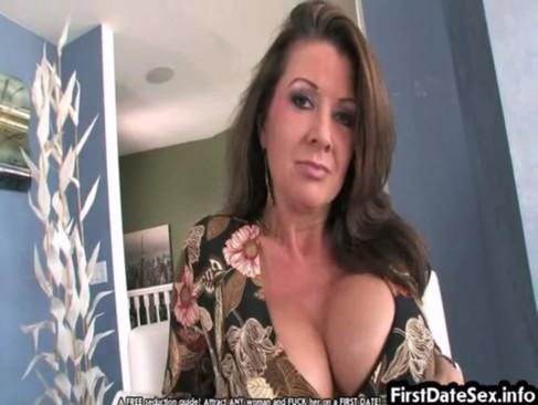 Hot MILF hardcore anal sex