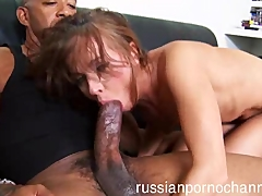 Hot chick banged by horny guy Big Dick and Interracial Videos