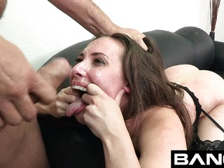BANG.com: Hot Girls Put To The Anal Sex Test