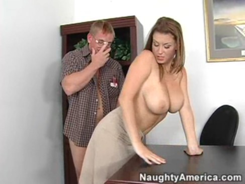 Naughty Office---Sara Stone