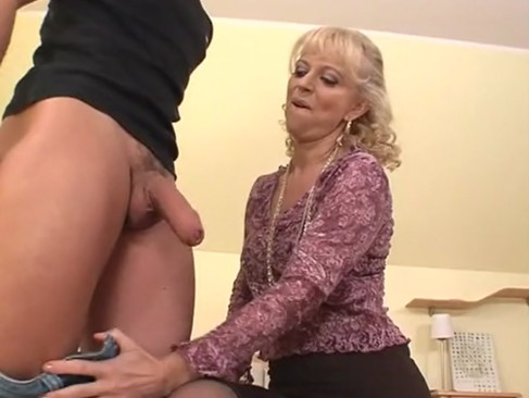 Mature Mom Anal Fucked