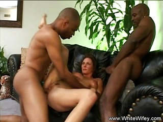 White Wifey Needs The Black Cock