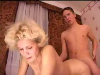 Mom and boyfriend home video