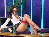 Ella Jolie Slutty school teacher