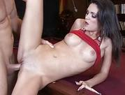 Babe licked and fucked