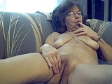 64 y.o. sweet sexy granny with long hair