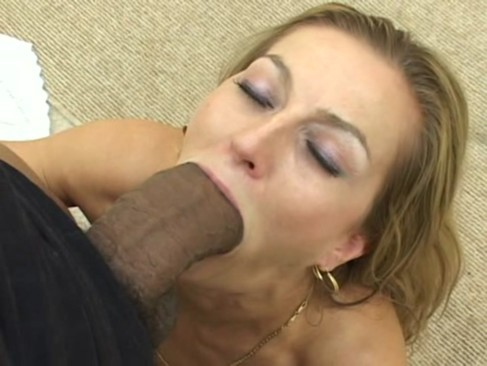 Milf loves black cock