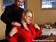Mrs Vicky Vette is a naughty teacher