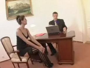 Sexy Secretary Lucky