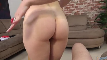 Nice carroty Dani Jensen is getting cumshot