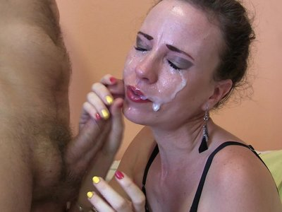 My favourite passion or cum to face.