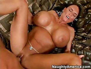Huge knockers on this dirty slut