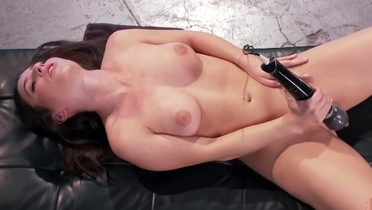 Serena Blair taking part in masturbation xxx action