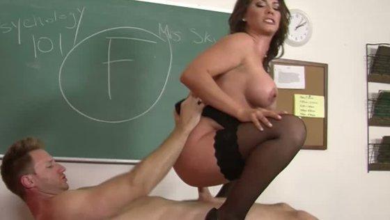 Leena Sky. Part 4 - Teachers porn
