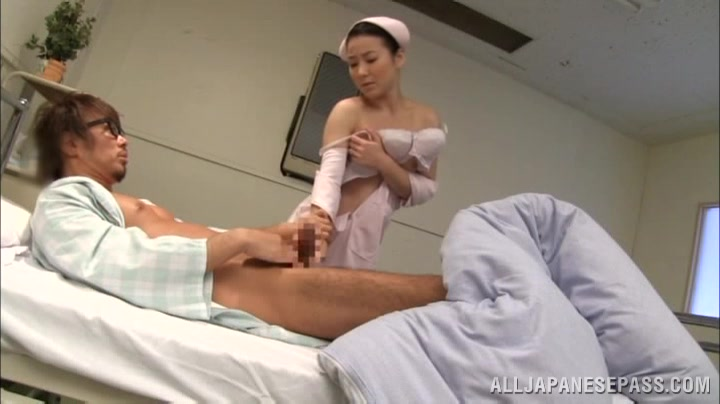 Delightful Japanese Siren Rides That Cock In Reverse