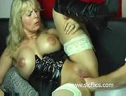 Extreme fist fucked housewife has her cunt obliterated by he