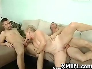 Sexy Hot Spicy Milf Pegged