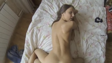 Teenager Inna in coupling porn action