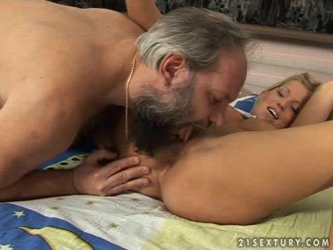The Gardener Fucks This Desirable Blond Teen
