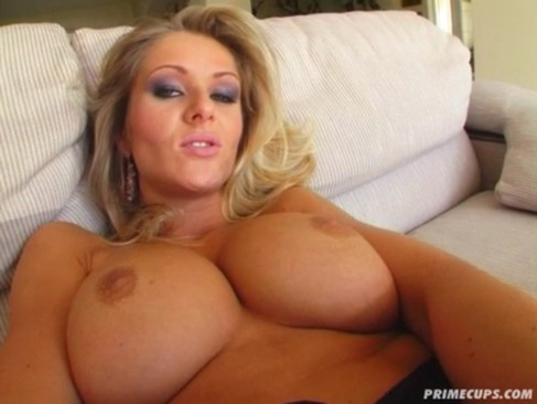 Prime Cups big tits fuck toy