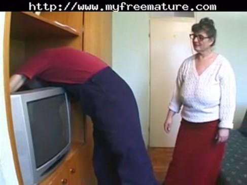 Dino Kara Fino - Serbian Mature mature mature porn granny old cumshots cumshot