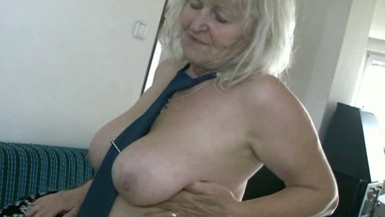 Couple of old obese whores boobs kissing and pussy fondling - Grannies porn
