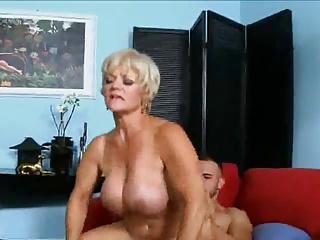 Old Granny needs a Cock