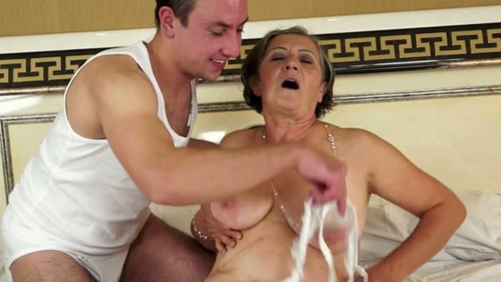 AGELESS AFFECTION - Grannies porn