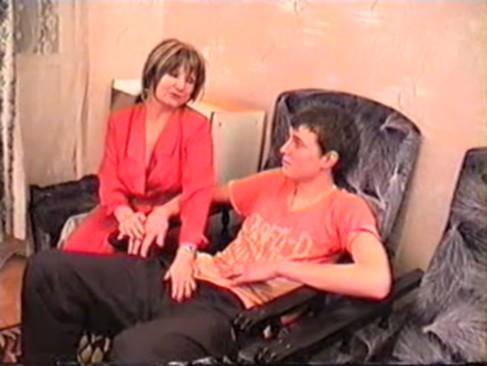 Mom Boy 12 From MatureSide.com