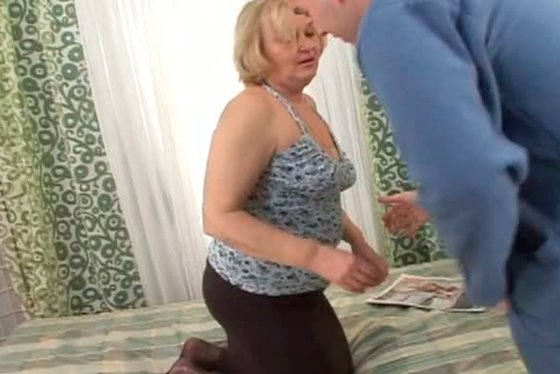 the best porn video 46 - Grannies porn