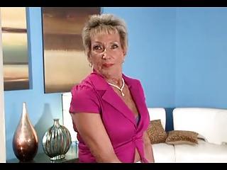 75yr old Granny Sandra Ann Loves Sucking and Fucking