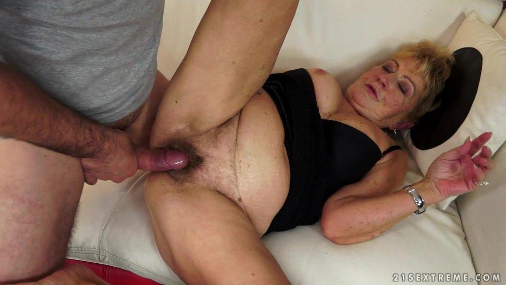 Babcia Sex