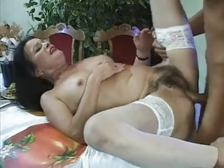Mature woman and guy - 21
