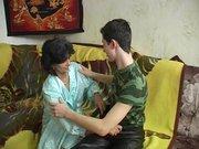 Russian mature Vlada and Tim