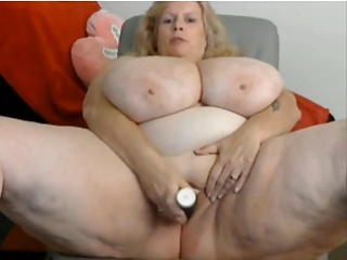 Older bbw massive tits
