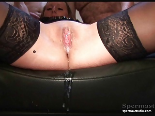 Extreme Creampies & Cumshots - Sexy Natalie -- T.2