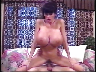 Busty milf fake tits
